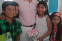 Cumpleaños de Mikel y Mariana A.