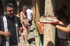 Cumpleaños Padre Raúl