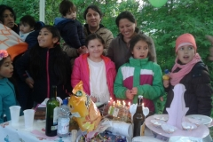Cumpleaños de Monaguilla - Mariana Sofia