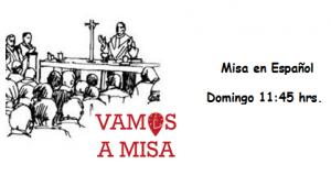 Vamos a Misa