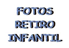 Fotos Retiro Infantil 2017